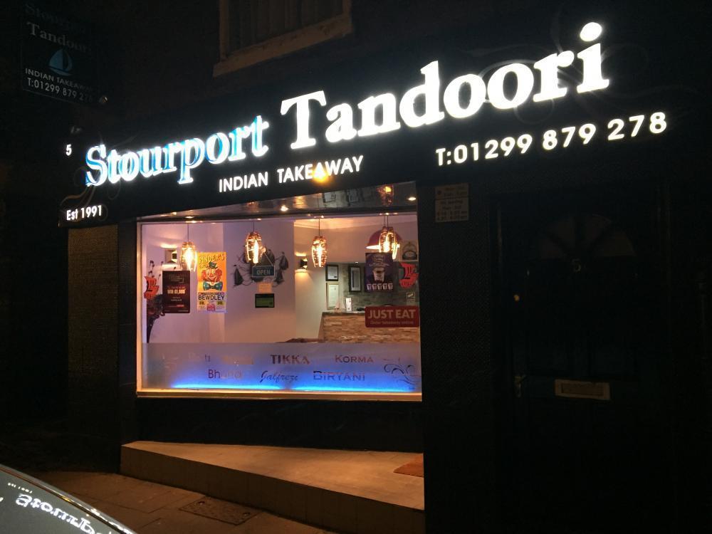 Stourport Tandoori Stourport On Severn Restaurant Reviews