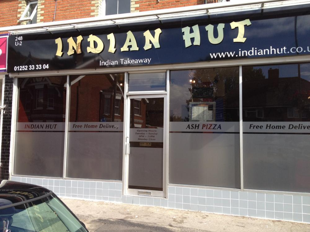 Indian Hut Takeaway Aldershot Take Away Food Shop Reviews