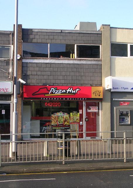 Pizza Hut Bradford Restaurant Reviews Deals Offers